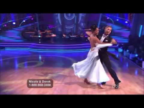 Season 10 - Nicole Scherzinger & Derek Hough Journey