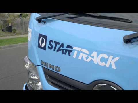 StarTrack Delivery Driver