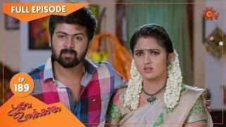 Poove Unakkaga - Ep 189 | 17 March 2021 | Sun TV Serial | Tamil Serial