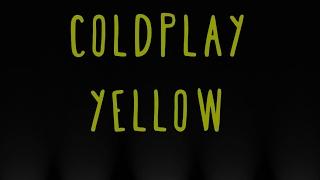Coldplay - Yellow HQ ( Lirik & Terjemahan )