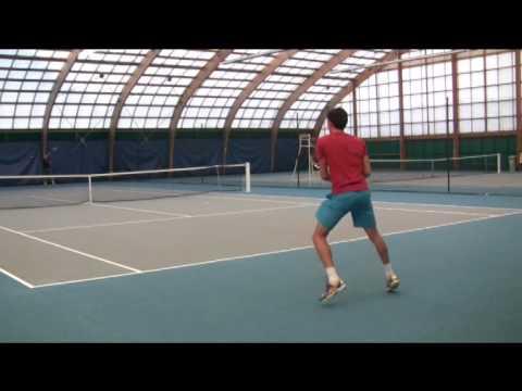 Bourse Tennis Etudes USA OverBoarder - Francois Musitelli