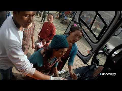 Ocalić życie na Evereście – Ratunek nie tylko dla wspinaczy | Discovery Channel