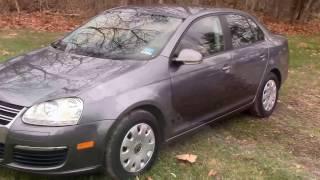 2005 Volkswagen Jetta Sedan Gray for sale