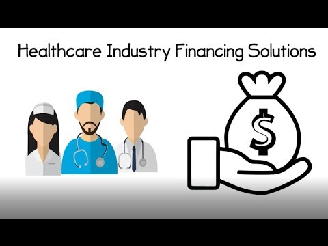 Healthcare Equipment Financing; Medical Equipment Leasing