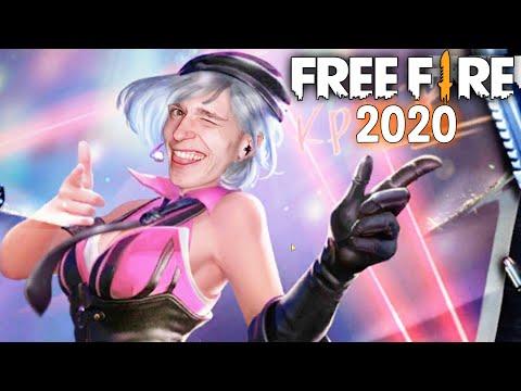 Первая Игра 2020, Gameplay и Прохождение ► Garena Free Fire 2020 Страна Чудес! Фри Фаер на ПК