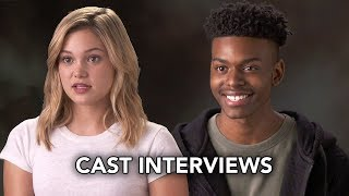 Marvel's Cloak and Dagger (Freeform) Cast Interviews HD