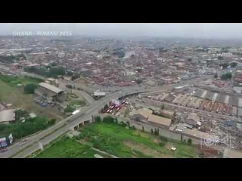 A Ghanaian City, Kumasi