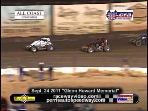 "9.24.2011 ""Glenn Howard Memorial"" Perris Auto Speedway"