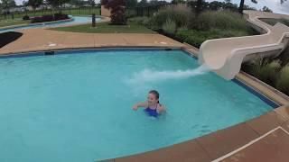 Kingsmill Resort Williamsburg VA Water slide