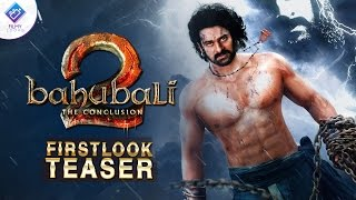 Repeat youtube video Baahubali 2 First Look | Bahubali 2 | Bahubali 2 Motion Teaser | SS Rajamouli | Prabhas | FanMade