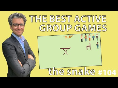 Active Games  - The Snake #104