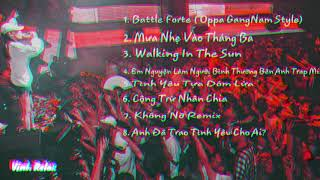 Liên Khúc Battle Forte Remix Oppa GangNam Style,