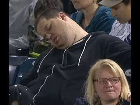 Asleep at the Ballpark: Fan Files $10 Mil. Lawsuit! Plus, Dr