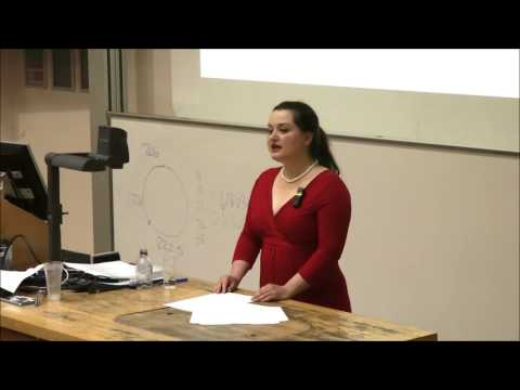 Olivia Darby: UCL alumnus and global citizen (GC Voluntary Sector 2016)