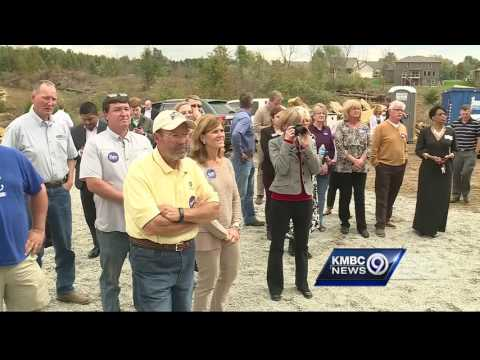 Roy Blunt picks up endorsement of home builders group