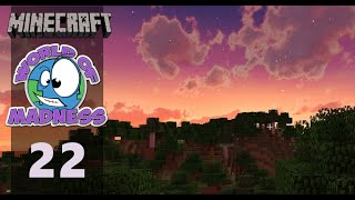 "Minecraft World of Madness SMP - Ep22 - ""Podzol hunting"""