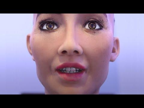 Sophia said she will kill humans in the future