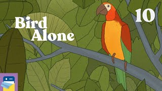 Bird Alone: iOS Gameplay Part 10 (by George Batchelor)