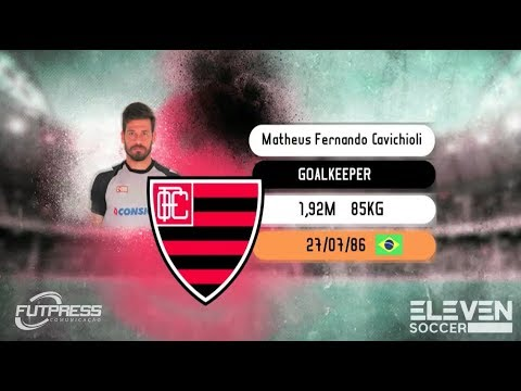 46e35cc574 Matheus Cavichioli - Goleiro  Goalkeeper - 2019 - YouTube