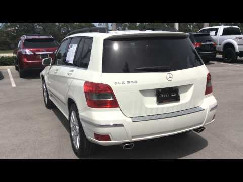 2012 Mercedes GLK 350 At Audi Stuart