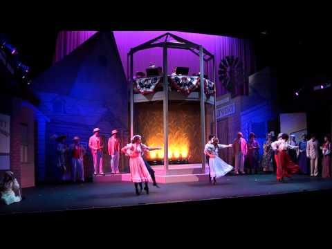 """The Music Man"" Preview - Pacific Coast Repertory Theatre - The Firehouse Arts Center - Pleasanton"