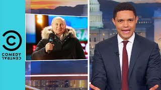 Vladimir Putins Not So Shocking Electoral Win The Daily Show With Trevor Noah