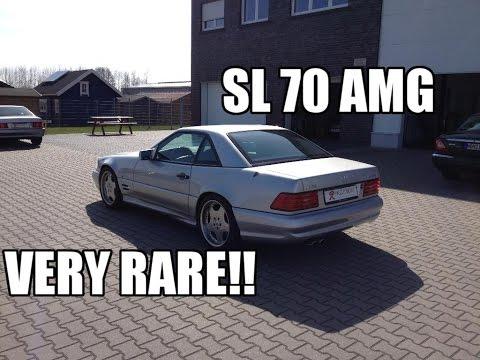 Mercedes Benz Fremont >> 1 of 150 Mercedes SL 70 AMG 1997 Review & TestDrive JMSpeedshop ! - YouTube