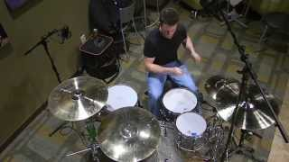 Moves Like Jagger - Audiogroove - Drum Cover - (Chase)