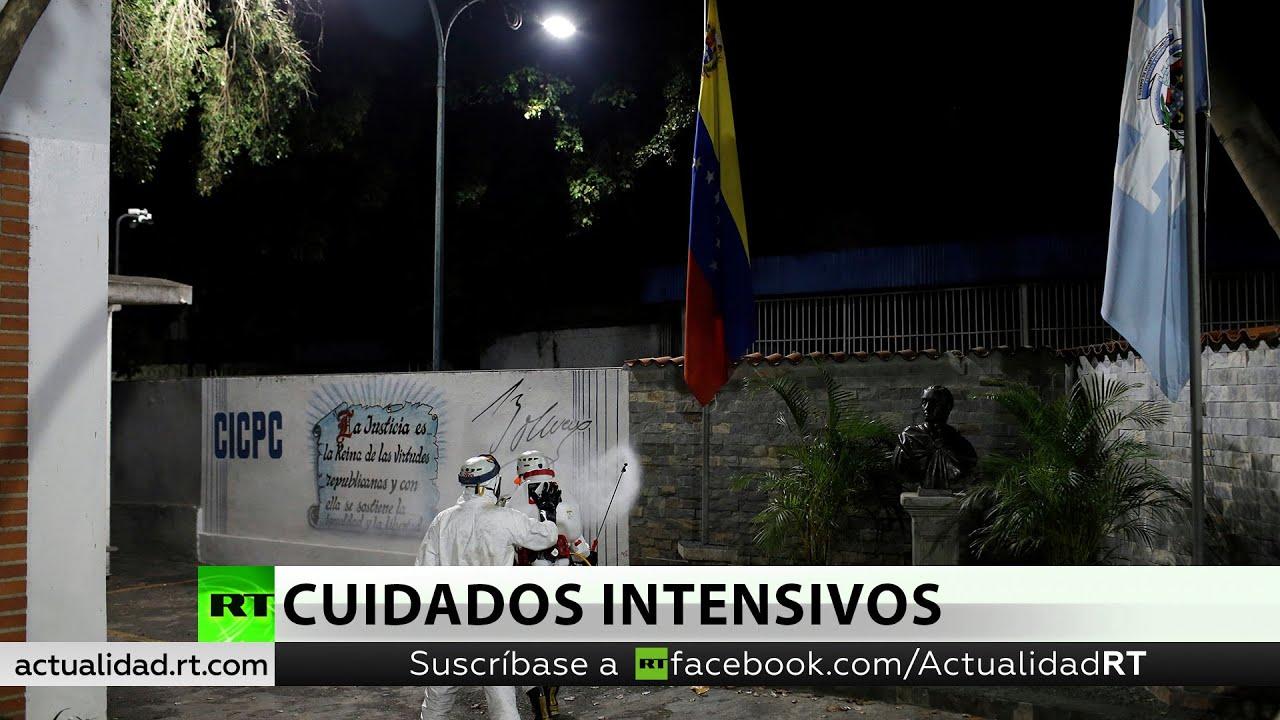 Venezuela rechaza las acusaciones de EE.UU. contra Maduro