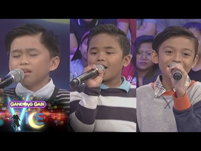 GGV: Francis, Mackie, and Kiefer's version of To Love You More