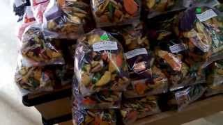 Portland Fruit West Products: Janzen Farms Dried Fruit and Nuts