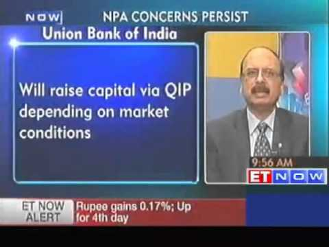 Looking to raise Rs 1386cr via QIP: Union Bank