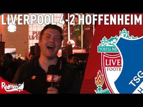 European Nights At Anfield Are Back! | Liverpool V 1899 Hoffenheim 4-2 | Paul's Match Reaction