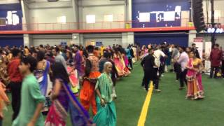 Achal Mehta Garba Toronto 2015 Part- 2