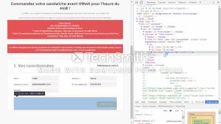 Hack | Unlock disabled HTML form buttons in 10 sec