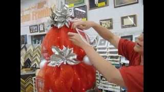 Repeat youtube video Crankin' Out Crafts -ep182 Tomato Cage Tree