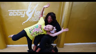 A PRIVATE DANCE LESSON WITH ABBY LEE MILLER!!!