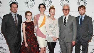 Jessica Pare and Other Mad Men Stars Reveal Their Most Challenging Scenes