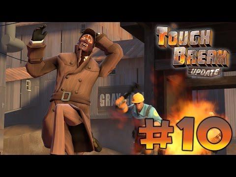 [Team Fortress 2] КОНТРАКТ ШПИОНА! ВРЕМЯ СТРАДАНИЙ!