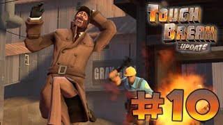 [Team Fortress 2] КОНТРАКТ ШПИОНА! ВРЕМЯ СТРАДАНИЙ!