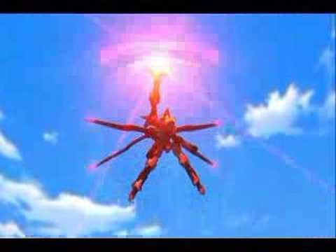 Code Geass R2 Anime Clip: 紅蓮可翔式,再起