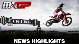 News Highlights MXGP of Lommel 2020 - mix English