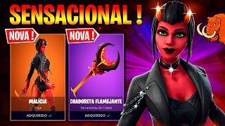 HOW MANY DID I KILL WITH THE NEW MALICE SKIN AND THE FLAMING MACHADORETA? -Fortnite, the