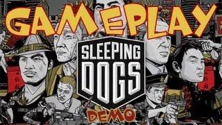 Sleeping Dogs PC Demo Gameplay