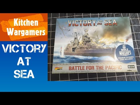 Victory at sea unboxing  