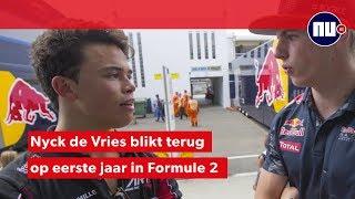 De Vries droomt van Formule 1-debuut in 2020