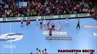 Моментот на повредата на Тимур Дибиров