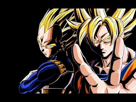 Dragon ball z amv (Bleach opening 14 - Blue)