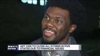 Art Van Furniture closing all stores, liquidation sales start Friday