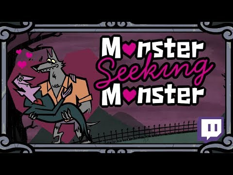 Monster Seeking Monster - It's Tinder with Monsters (Jackbox Party Pack 4 Gameplay)